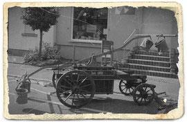 Hatzenbühl's Feuerspritze aus dem Jahr 1890
