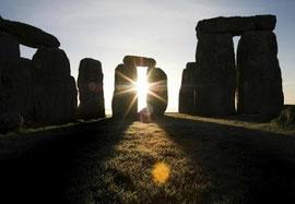 Monumento megalítico de Stonehenge. © Antrophistoria