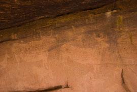 Abrigo de los Toros del Prado del Navazo. © SPV/MB