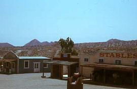 Escenario en el desierto de Tabernas /  © Spv/ MB