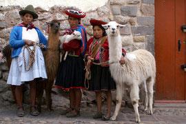 Indígenas de Perú. (CC) Por Frank-am-Main