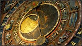Astronomische Uhr, Marienkirche Rostock