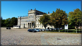 Schloss in Ludwigslust