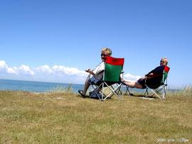 Travelmäuse auf der Insel Fehmarn 2003