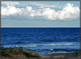 Strand nahe bei Pepe/Oliva.