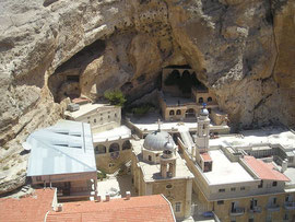Thekla-Kloster, Maaloula