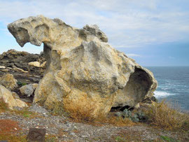 Cap de Creus, rochers et paysages qui ont inspirés Dali