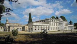 """le château de Pennautier appellé """"Le Versailles du Languedoc"""""""