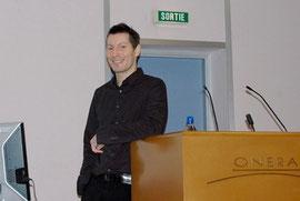 Yann a soutenu sa thèse à Toulouse