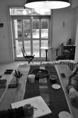 En el cubículo del arquitecto Kurahashi