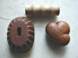 Pomo, guarda y empuñadura usadas en el Hispanienis de Armillum