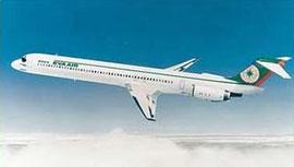 MD-90 für EVA Air - Achtungserfolg für den Hersteller/Courtesy: McDonnell Douglas
