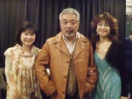 嬉しい再会です!敬一さんとひろ子さん