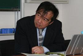 久野靖先生
