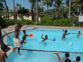 Sri Lanka - Orfanotrofio di Sayanti
