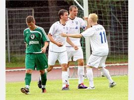 Jubel beim FC   ©OR