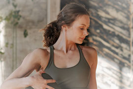 Pilates und Yoga für Schwangere