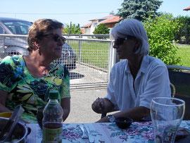 Damengespräche, Lore und Barbara