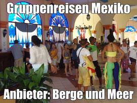 Berge & Meer Mexiko Rundreise und Baden Mexiko Kombireise Kuba Kreuzfahrt mit Flug