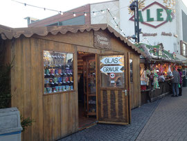 Glashütte Stürmann Weihnachtsmarkt Centro Oberhausen