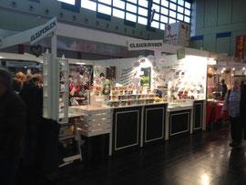 Glasgravuren & Glasperlen auf der Creativa in Dortmund