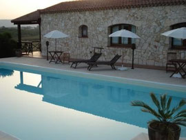 Bed and Breakfast con piscina Castiglias - Alghero