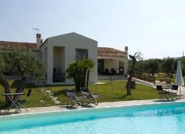 Bed and Breakfast con piscina Rosso di Sera - Alghero