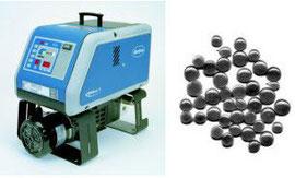Hotmelt uređaj za ljepilo BeA Durablue 4L