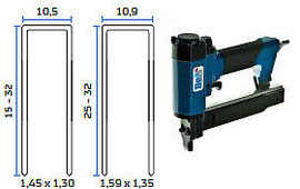 Pneumatska klamerica za RapidClip BeA 14/32-613 RC