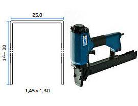 Pneumatska klamerica - pneumatski alat za klamerice BeA 140/38-153