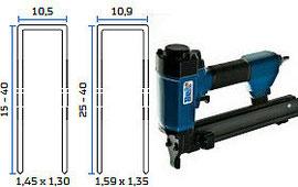 Pneumatska klamerica za RapidClip BeA 14/40-723 RC