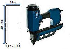Pneumatska klamerica BeA 180/80-195