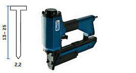 Pneumatski alat za T-čavle i RapidClip BeA T25-155 RC