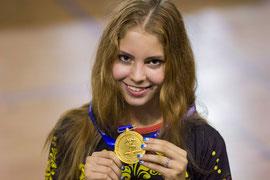 2014 WFSC Gold Medal by Ksenija Komarchuk