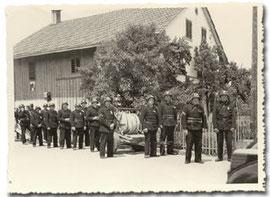 Freiwillige Feuerwehr Kempten 1953