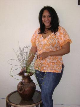 Sandra Hamilton Vice Presidenta