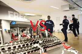 Kampfsport Kickboxen München - Fitnesscenter vs. Kampfsportverein