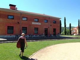 Alter Bahnhof Sant Joan de las Abadesses