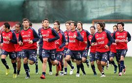 Selección chilena de fútbol profesional