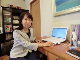 代表 木村惠子