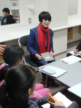 吉屋 敬先生へインタビュー