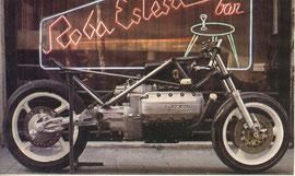 vista del chasis i el motor