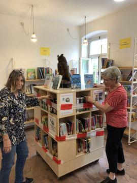 Foto: Gemeindebücherei, 15.07.2020