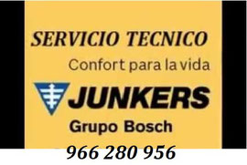 Servicio Junkers Alfas del pi