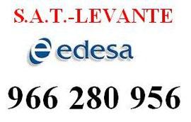Servicio Técnico Edesa Benidorm 966280956