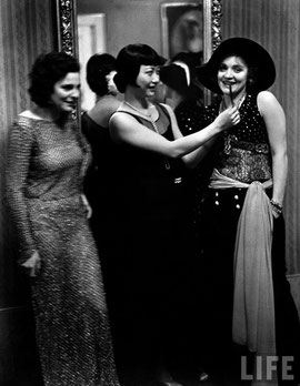 LENI RIEFENSTAHL, ANNA MAY WONG, MARLENE DIETRICH