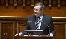 Intervention dans l'hémicycle du Sénat, 03.07.2014