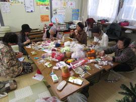12月12日平田ハンドワークカフェ