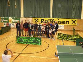 Tischtennis Vordernber 2012