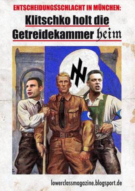 """Klitschko wirbt auf der Münchner Sicherheitskonferenz für eine Integration der Ukraine ins """"deutsche Europa"""""""